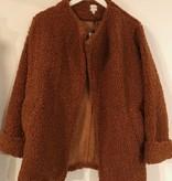 Brick Mid Length Jacket