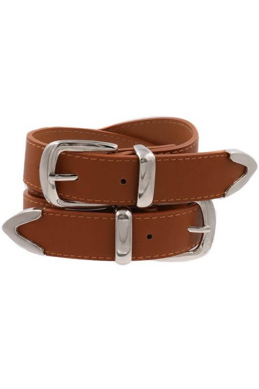 Detachable Buckle Belt