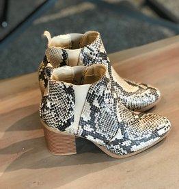 Julissa Snakeskin Boots