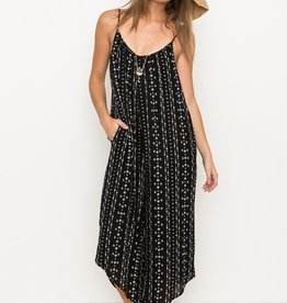 Printed Slouchy Jumpsuit