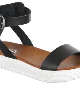Starla Black Sandal