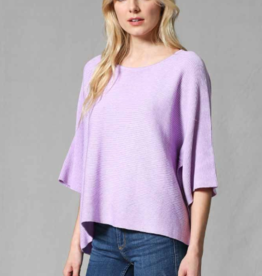 Crop Wide Sleeve Top