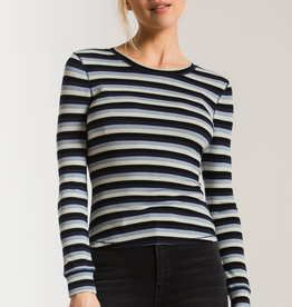 Pamina Stripe Rib Top