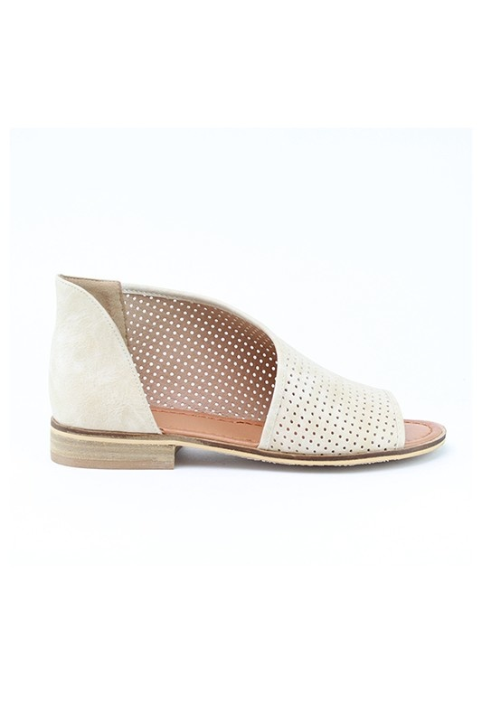 Lets See Style Perforated Cutout Flats