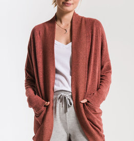 Marled Sweater Cocoon