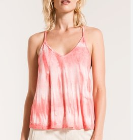 Z Supply Tie Dye Strappy Tank