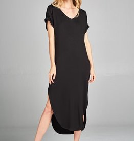Ellison Basic T-Shirt Maxi
