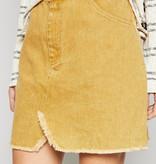 Sadie & Sage Washed Denim Skirt