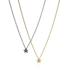 Anuja North Star Necklace