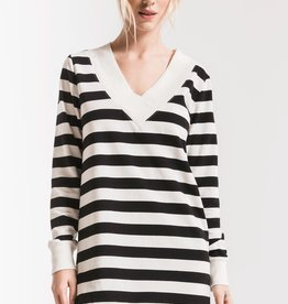 Z Supply Modern Stripe L/S Dress