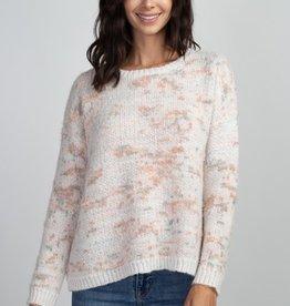 Dreamers Splatter Detail Sweater
