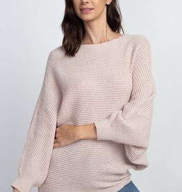 Dreamers Batwing Slouchy Sweater