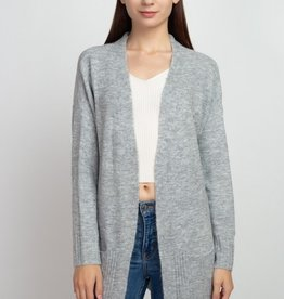 Dreamers Marled Pocket Cardigan