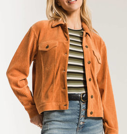 Wide Wale Corduroy Jacket