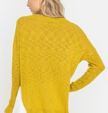 Lush Solid Knit Sweater