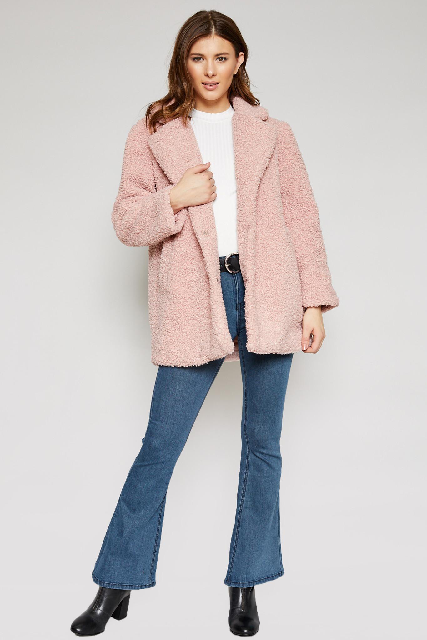 Sadie & Sage Teddy Girl Coat