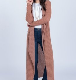 Everly Drape Front Duster