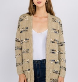 Dreamers Cross Stitch Cardigan