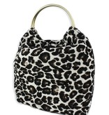 Street Level Ring Handle Mini Tote