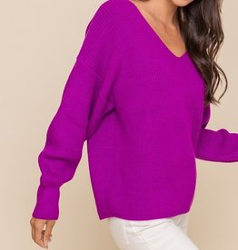 Lush Relaxed Fit Sweater
