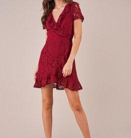SugarLips Alora Lace Dress