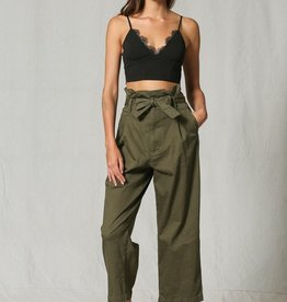 Olive H/R Trouser