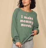 By Together Mommy Moves Pullover