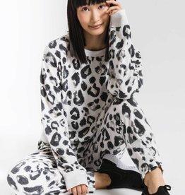 Z Supply Amur Leopard Long Sleeve