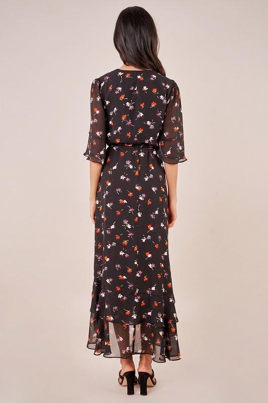 SugarLips Fiore Floral Maxi Dress