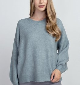Dreamers Balloon Sleeve Sweater