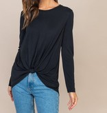 Lush Knot Front Top