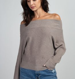 Dreamers Boat Neck Sweater
