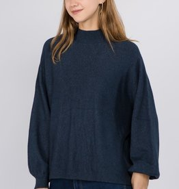 Dreamers Mock Dolman Sweater