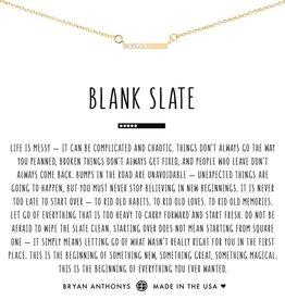 Bryan Anthonys Blank Slate Necklace