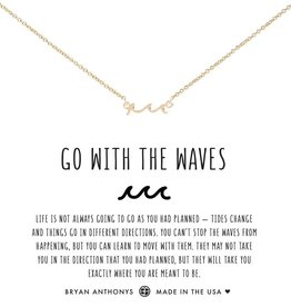 Bryan Anthonys Go With the Waves Necklace