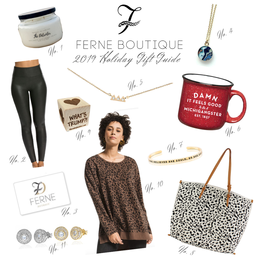 Ferne  Holi-YAY Gift Guide 2019