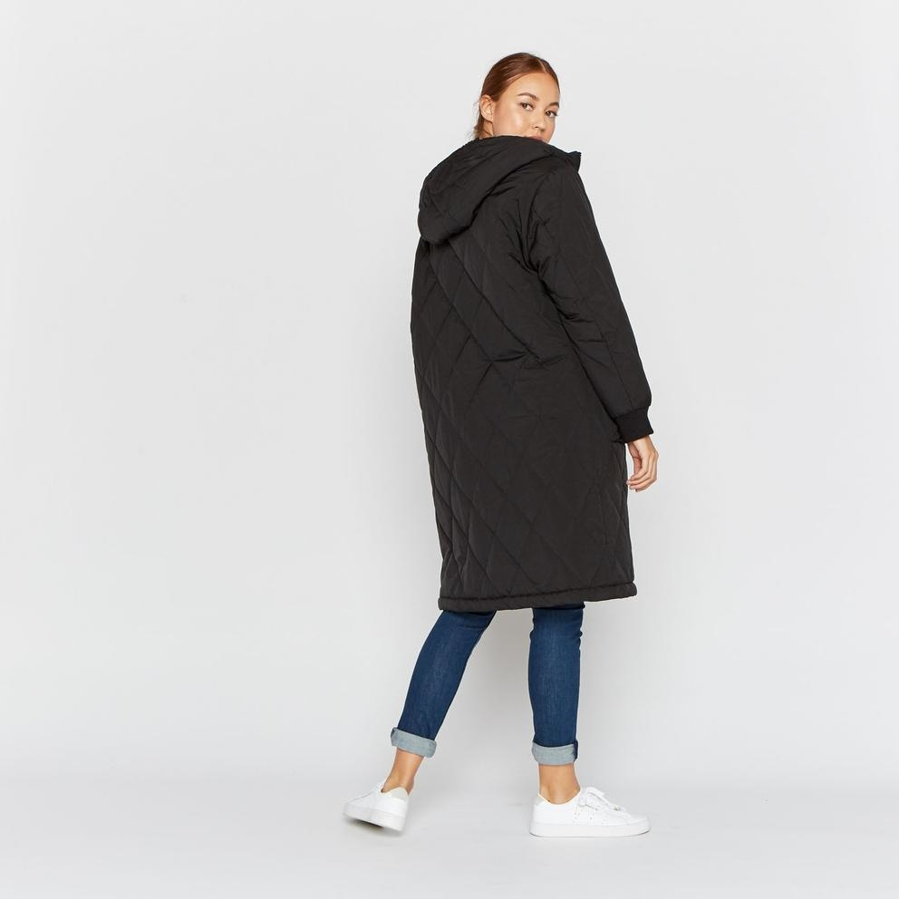 Thread and Supply Reversible Snowshoe Coat