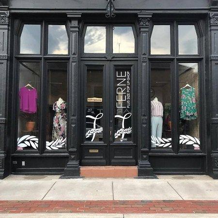 Plus Size Pop-Up Shop