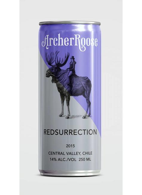 Archer Roose Archer Roose Redsurrection Cans (250ml x 4pack), Chile