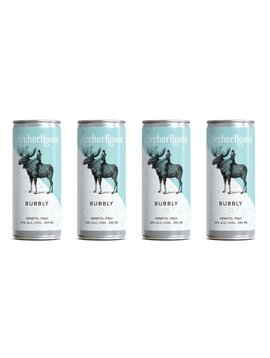 Archer Roose Archer Roose Bubbly Cans (250ml x 4pack), Italy