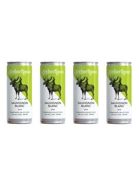 Archer Roose Archer Roose Sauvignon Blanc Cans (250ml x 4pack), Chile