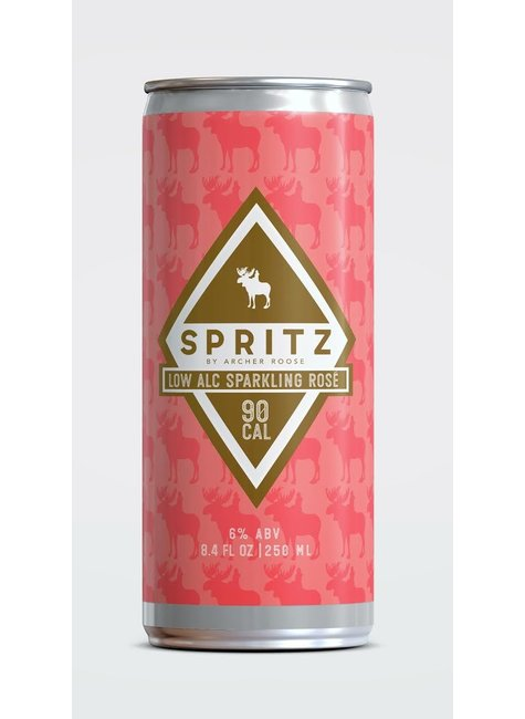 Archer Roose Archer Roose Spritz Rose Cans 250ml, Italy
