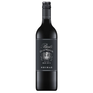 "Best's Best's Great Western 2016 ""Bin 1"" Shiraz, Australia (Pre-arrival only)"