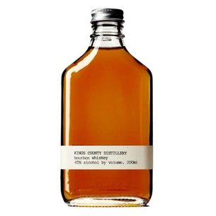 Kings County Distillery Kings County Straight Bourbon Whiskey, 200ml