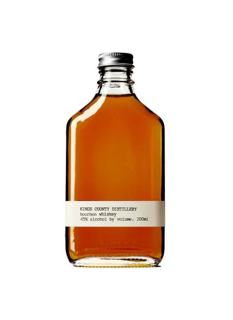 Kings County Distillery Kings County Straight Bourbon Whiskey, 200ml