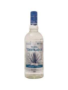 El Destilador El Destilador Silver Tequila