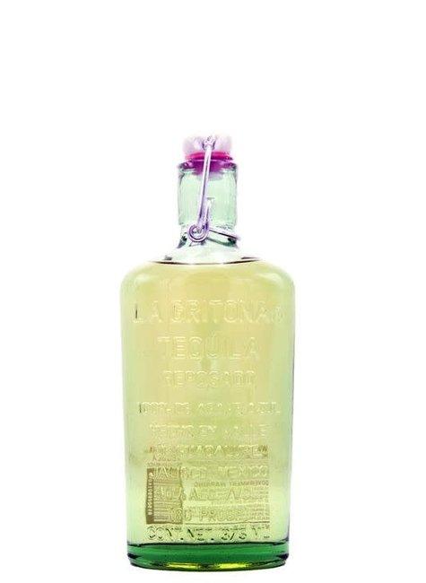 LA Gritona La Gritona 100% De Agave Azul Tequila Reposado, Jalisco (375ml)