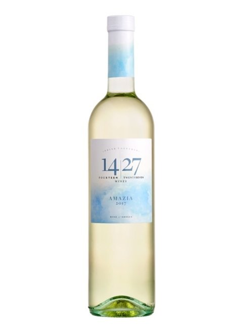 1427 1427 Wines 2018 Amazia, Greece