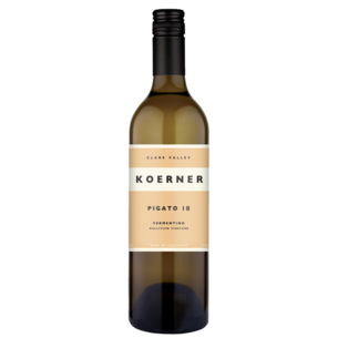 "Koerner Koerner 2018 ""Pigato"" Vermentino, Australia (Pre-arrival only)"