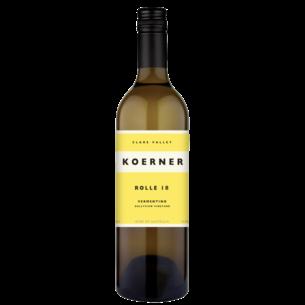 "Koerner Koerner 2018 ""Rolle"" Vermentino, Australia (Pre-arrival Only)"
